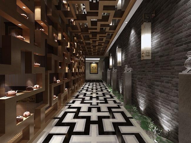 东南亚餐厅设计方案(上海)