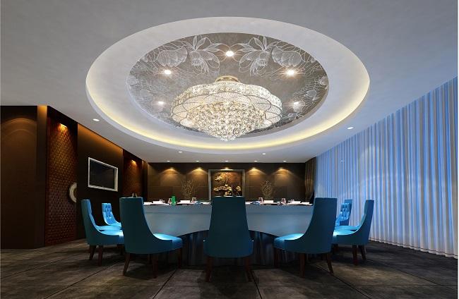 时尚火锅餐厅设计方案