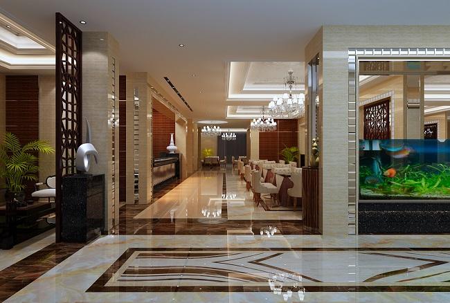 最新餐厅空间设计方案