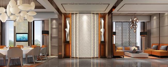 时尚餐厅设计方案欣赏