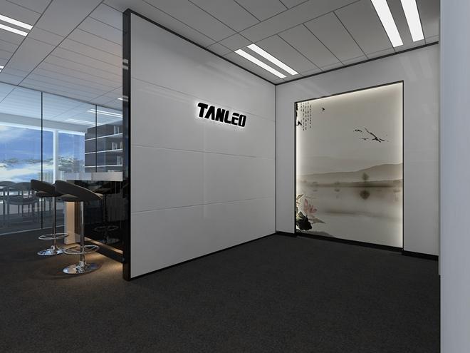 """静安恒隆""""TANLEO美镜""""办公区域设计(上海)"""